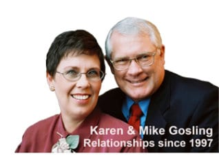 Mike and Karen Gosling